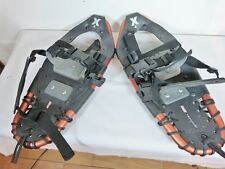 "COLEMAN EXPONENT 32 DEGREE SNOWSHOES 7"" x 16"""