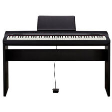 Casio Privia PX-160 88-Key Digital Piano & Stand Bundle - Black +Picks