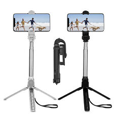For Samsung Galaxy S20/S10/S9 5G Selfie Stick Extendable Wireless Remote Tripod