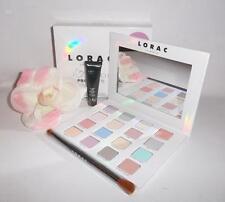SALE Lorac I Love Brunch PRO Eyeshadow Palette + Mini Primer + Brush AUTHENTIC