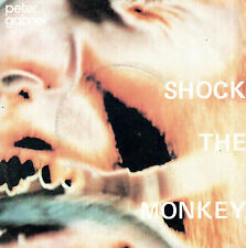 45T: Peter Gabrile: shock the monkey. charisma