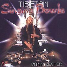 Danny Becher-Tibetan Singing Bowls  CD NEW