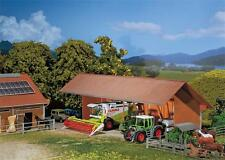 Faller H0 130521 H0 Implement Shed # NEW original packaging ##