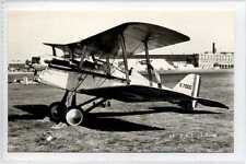 (Lp271-183) Real Photo of  R.A.F. S.E. 5A , c1920 Unused