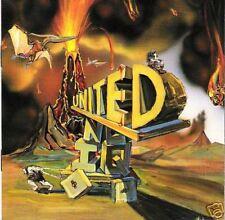 United - No IQ (CD 1996) New
