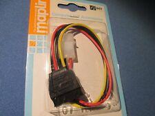 MAPLINS Serial ATA Power Cable A12AZ  BNIP SATA