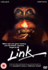 LINK. Terence Stamp horror thriller. New sealed DVD.