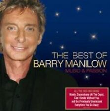 Barry Manilow Music and Passion The Best of CD Easy Listening 2008