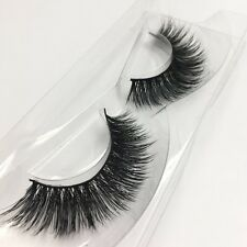 Siberian High Quality Luxury 100% Mink False Eyelashes  3D Mink Eyelash A19