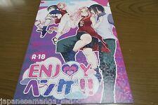 NARUTO doujinshi Sasuke X Sakura (B5 52pages) Togijiru ENJOY Henge