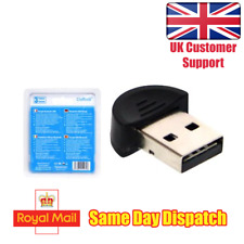Daffodil 06M Micro Bluetooth USB Dongle - Supports Windows 10/8/7/XP