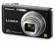 Panasonic Lumix DMC-FH20K 14.1 MP with 8x Optical Image Stabilized Zoom - Black