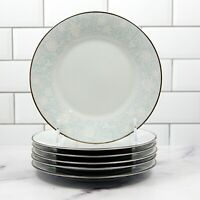 "Noritake Ravel 2213 Set of 6 Bread & Butter Plate Dinnerware Japan 6 3/8"" (16cm)"