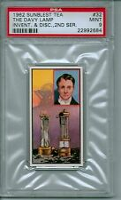 THE DAVY LAMP 1962 SUNBLEST TEA  #32, PSA GRADED 9 MINT,  ONE 9, NONE HIGHER