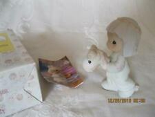 """Precious Moments """" Making A Trail To Bethlehem """" Addition To The Nativity New"""