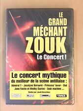 DVD MUSICAL RARE / LE GRAND MECHANT ZOUK, LE CONCERT ! / NEUF SOUS CELLO