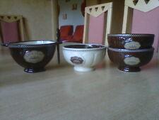 4 bols petit déj