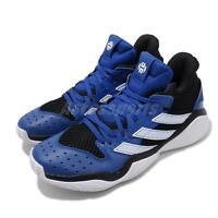 adidas Harden Stepback Royal Blue Black White Men Basketball Shoe Sneaker EG2769
