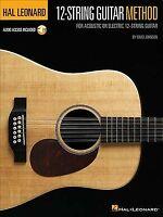 Hal Leonard 12-string Guitar Method : For Acoustic or Electric 12-string Guit...