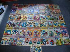 55 X VINTAGE MARVEL THE TRANSFORMERS COMICS FROM THE 1980'S