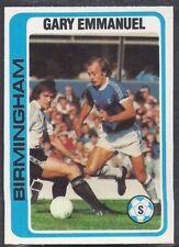 PALE BLUE BACK 1979 -#091- MIDDLESBROUGH STUART BOAM TOPPS-FOOTBALL