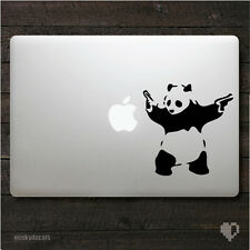 Banksy Panda Macbook Decal / Macbook Sticker