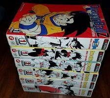 Dragon Ball COMPLETE VIZBIG Edition Manga Vol 1 2 3 4 5 plus Dragon Ball Z vol.1