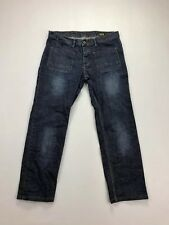 G-STAR RAW RADAR LOW LOOSE Jeans - W36 L30 - Navy - Great Condition - Men's