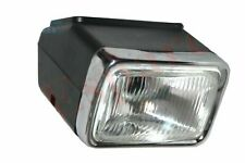 Luna Magnum Moped Headlight Headlamp Assembly With Dome & Bulb