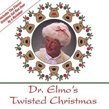 Dr. Elmo's Twisted Christmas by Dr. Elmo (CD, May-1995, Laughing Stock...