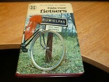 VINTAGE DUTCH CYCLING BOOK GIDS VOOR FIETSERS 1968