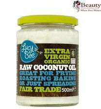 Lucy Bee Extra Virgin Organic Coconut Oil 500ml