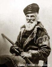 Mountain Man / Frontiersman Joseph Walker - Historic Photo Print