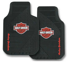 GENUINE RUBBER BIKER GIFT HARLEY DAVIDSON CAR ACCESSORIES PROTECTION UNIVERSAL