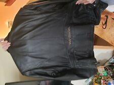 Harley Davidson Womens large Leather Jacket