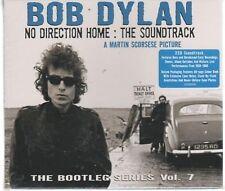 BOB DYLAN NO DIRECTION HOME THE SOUNDTRACK  2 CD F.C. SIGILLATO!!!