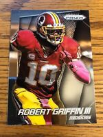 Robert Griffin RG3 2014 Panini Prizm Redskins Card #51  *1409*