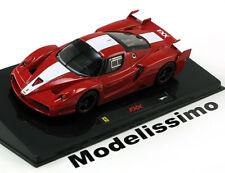 1:43 Hot Wheels Elite Ferrari FXX red/white