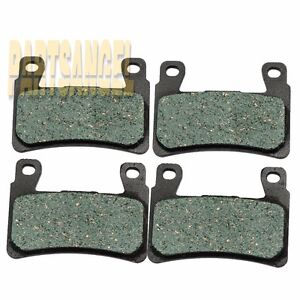 FEIPARTS Original Replacement Front 1 pair brake pads Fit For 2003-2019 for Honda CBR600RR 2011-2019 for Honda CB1000R