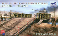 Bronco 35012 1/35 Bailey Bridge Type M2 Hot