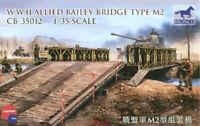 Bronco 35012 1/35 Bailey Bridge Type M2 Hot