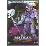 MAITRES DE L'UNIVERS (LES) Aventure 2 ép 6-10 - SCHEIMER Lou - DVD