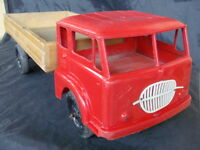 CAMION FIAT 682 N MADE IN ITALY ODL PLASTIC TOYS NATIONAL TOYS POLITOYS