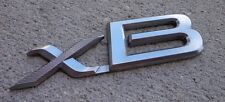 Toyota Scion XB trunk emblem badge decal rear liftgate hatch OEM Factory Stock