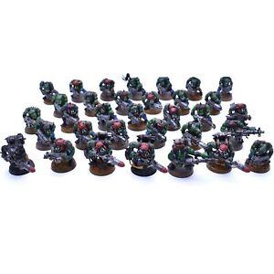 Shoota Boyz x 33 Orks Warhammer 40k
