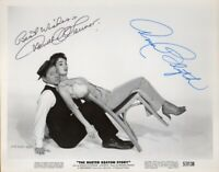 O-DONALD O'CONNOR/ANN BLYTH Autographed Photo from Buster Keaton Story  W/COA