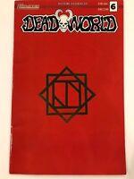 DeadWorld #6 Volume 2 Caliber Comic 1st Print 1994 VF/NM