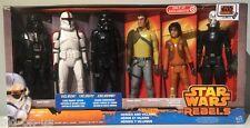 STAR WARS REBELS Heroes and Villains Clone Trooper Captain Shadow Stormtrooper +