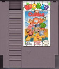 KICKLE CUBICLE ORIGINAL NINTENDO GAME SYSTEM NES HQ
