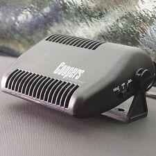 Plug-in Ceramic Car Heater 12V DC (Cigarette Lighter Socket) Defrost Windscreen